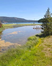 Photo of Paulina Lake Outlet